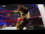 WWE Natalya vs. Eve vs. Michelle McCool vs. Layla - Fatal 4-Way Divas Championship Match- Royal Rumble 2011